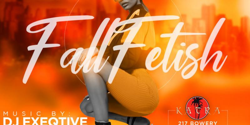 Fall Fetish At Katra Lounge