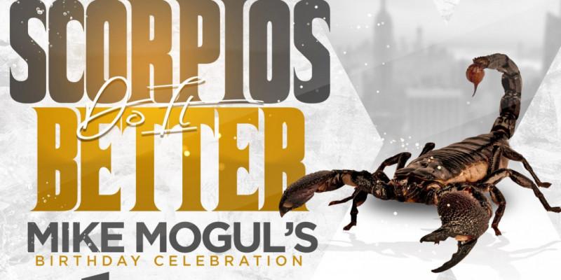 Scorpios Do it Better