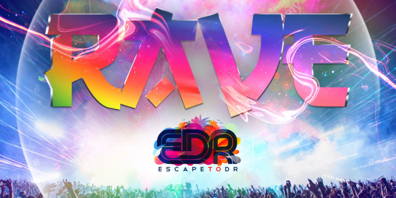 RAVE AT LEGACY DISCO EDR 2019
