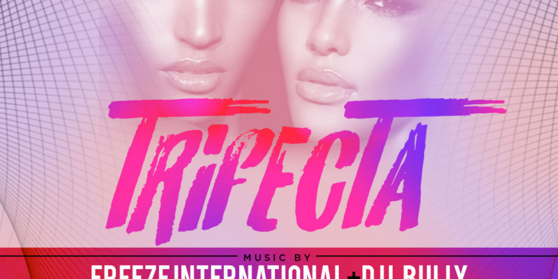 Carib Saturdays: trifecta w| Complimentary Henny