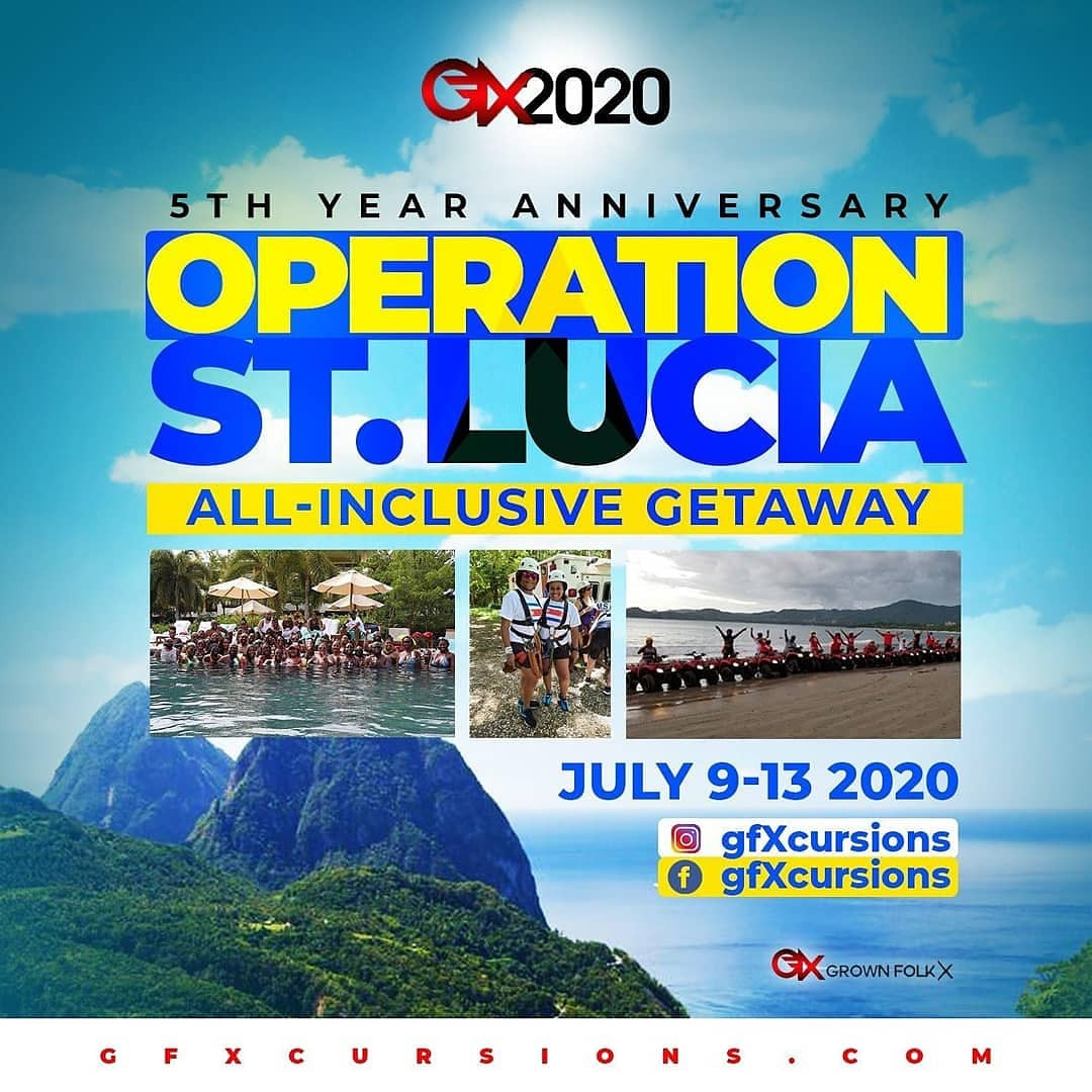 st Lucia 2020