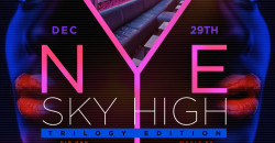New years eve Weekend : SKY HIGH Roof Top Party in Times Square