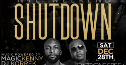 Certified Saturdays Presents: NYE Weekend Shutdown