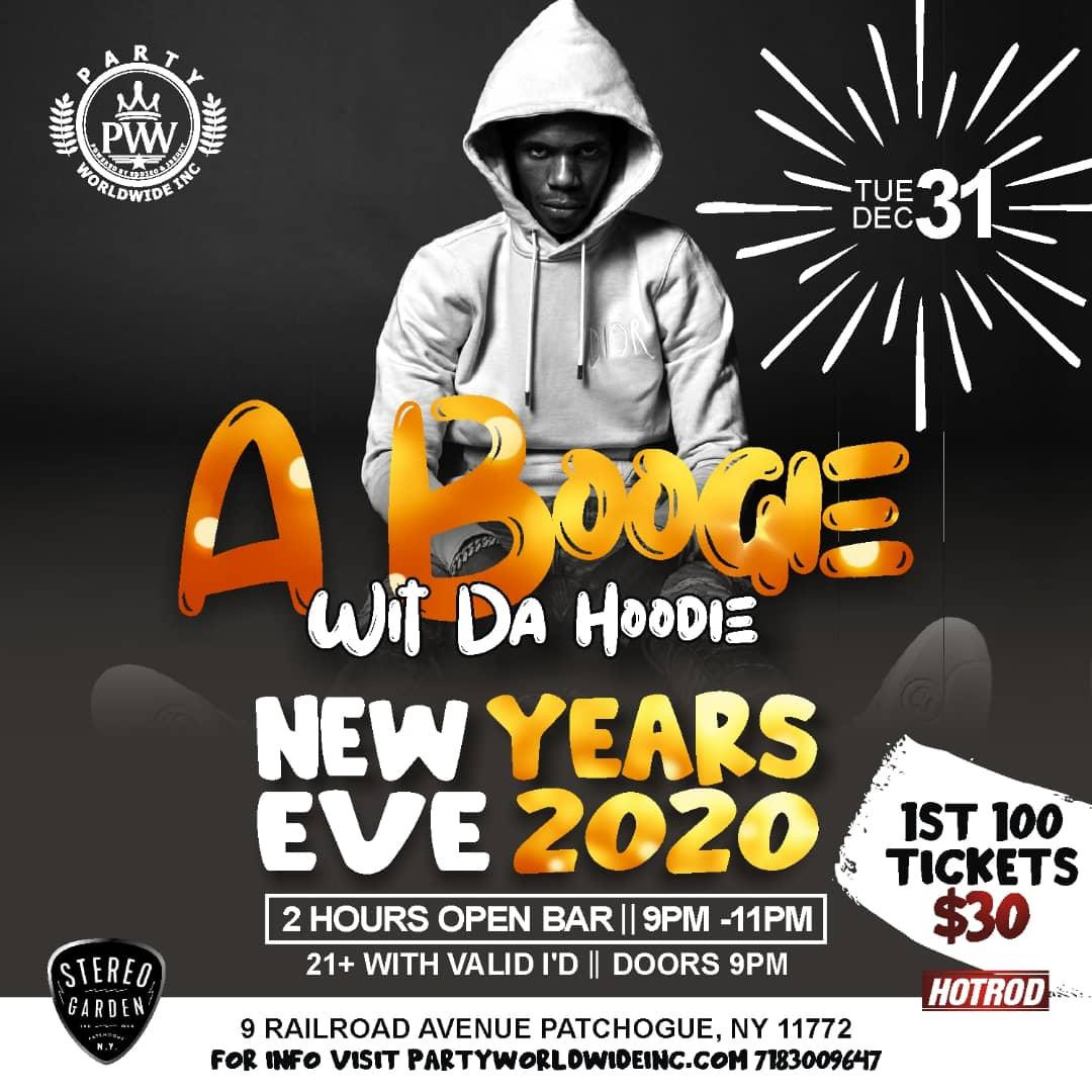 A boogie wit da hoodie NEW YEARS EVE @ STEREO GARDEN LONG ...