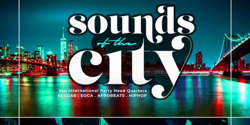 Sounds Of The City | Open Bar + Free Entry at TAJ - #LiveByNight