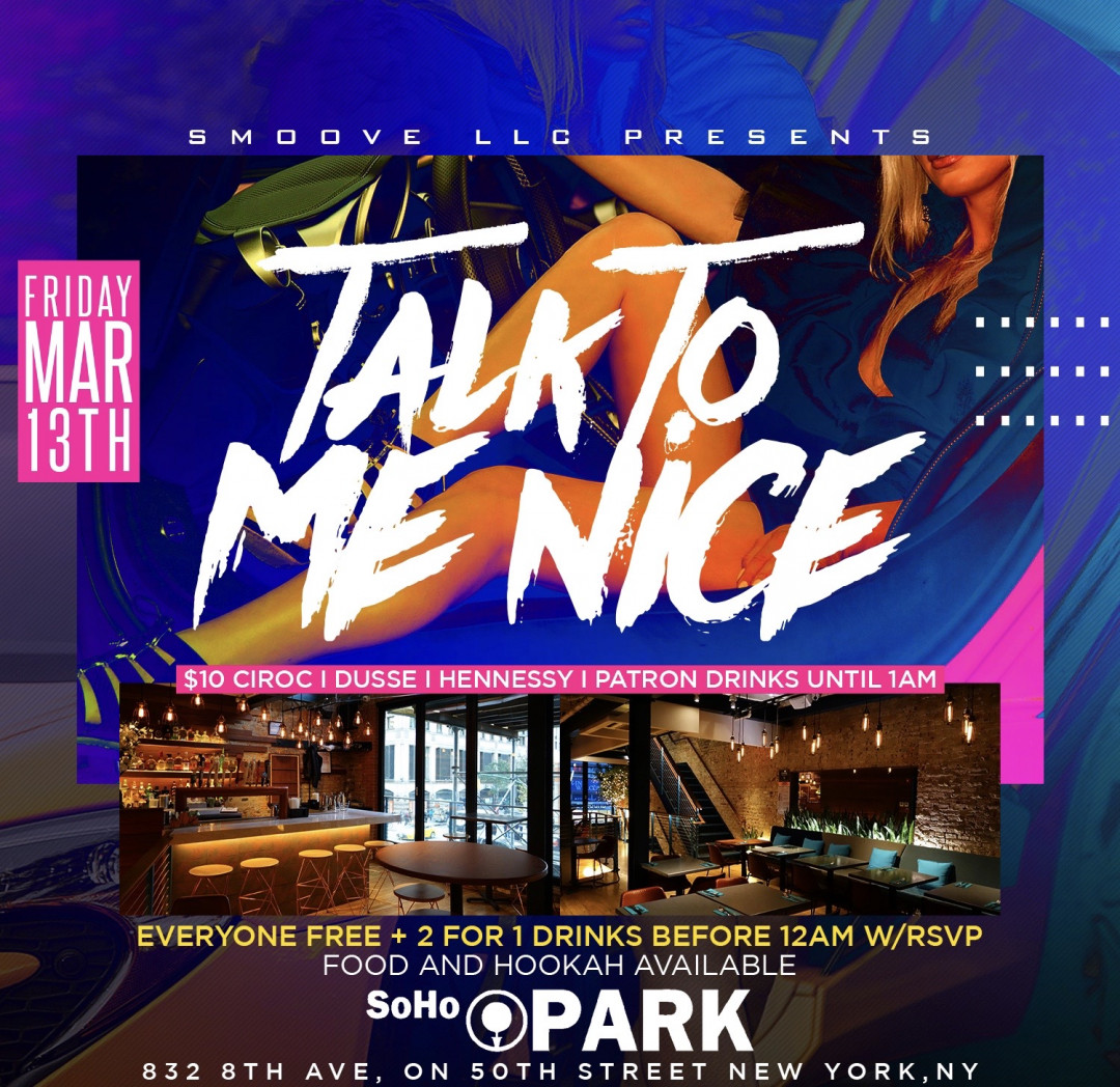 """""""Talk To Me Nice"""" AfroBeats Vs Trap Music Party"""
