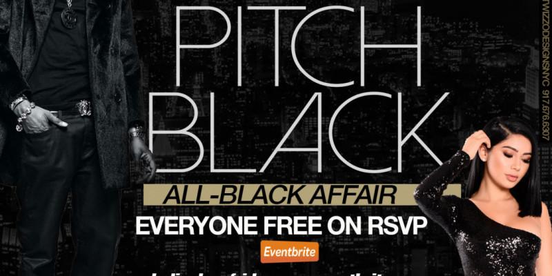 MLK WEEKEND • ALL-BLACK AFFAIR • AFROBEATS • TRAP • REGGAE • EVERYONE FREE ON RSVP