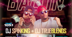 Lifestyle Saturdays Presents: BALLIN w| Power 105's DJ SPINKING + HENNY OPEN BAR!