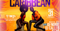 AfroBeats VS Caribbean | Open Bar + Free Entry