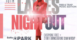 """Ladies Night Out"" R&B & Trap Music Edition"