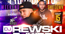Lifestyle Saturdays Presents: HOT 97 PRESIDENT'S WEEKEND SHUTDOWN