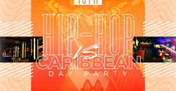 Hip Hop Vs Caribbean Day Party At Taj II Everyone Free w/RSVP