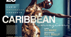 Carib Saturdays Presents: Caribbean Invasion at SOBs w| FREE VODKA & TEQUILA