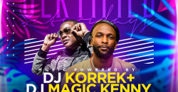 Certified Saturdays @ Katra w| DJ KORREK, DJ MAGIC KENNY + OPEN BAR