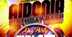Aidonia Celebrity Birthday Bash Atlanta Edition