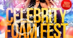 FREE HENNESSY MIAMI MEMORIAL DAY WEEKEND CELEBRITY FOAM FEST