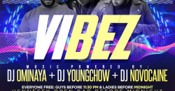 Lifestyle Saturdays Presents: VIBEZ | EVERYONE FREE + HENNY OPEN BAR