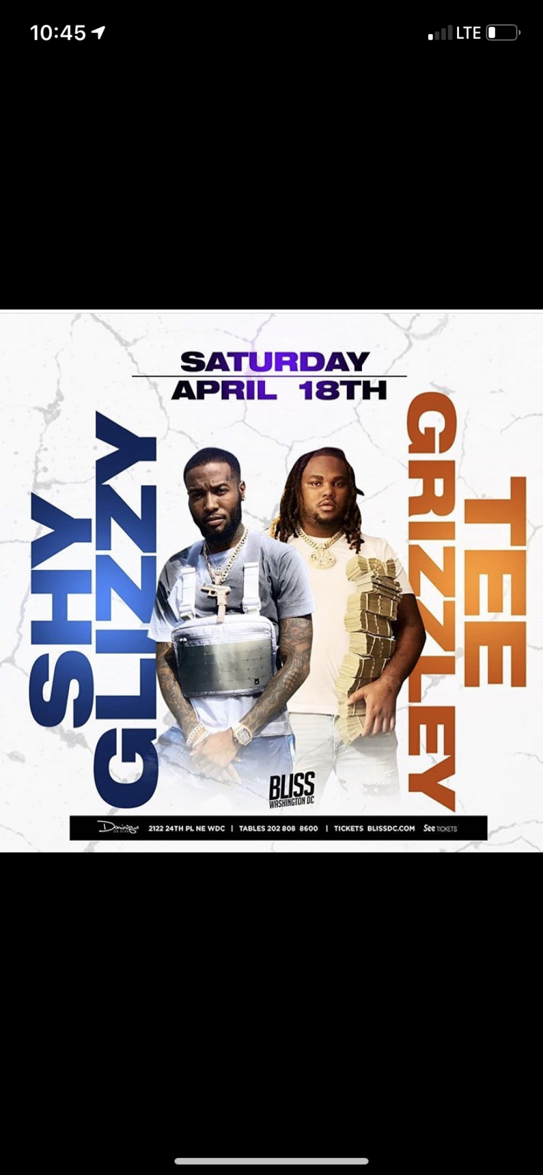 Shy Glizzy & Tee Grizzley Live Free Ralo Celebration