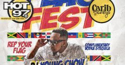 Carib Saturdays Presents: FLAG FEST w| FREE VODKA & TEQUILA