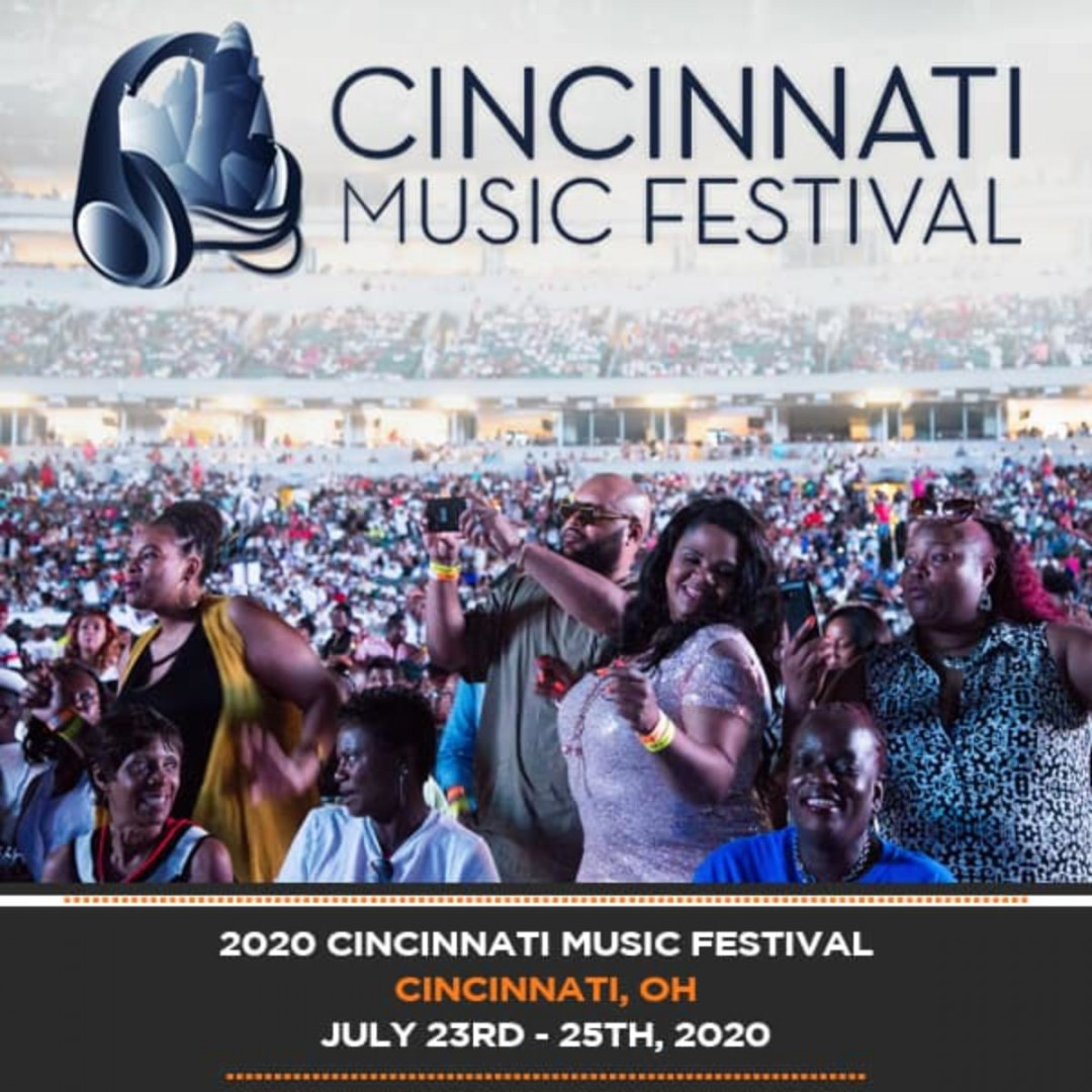 CINCINNATI MUSIC FESTIVAL W/ Janet jackson , Snoop Dogg , charlie wilson , fantasia