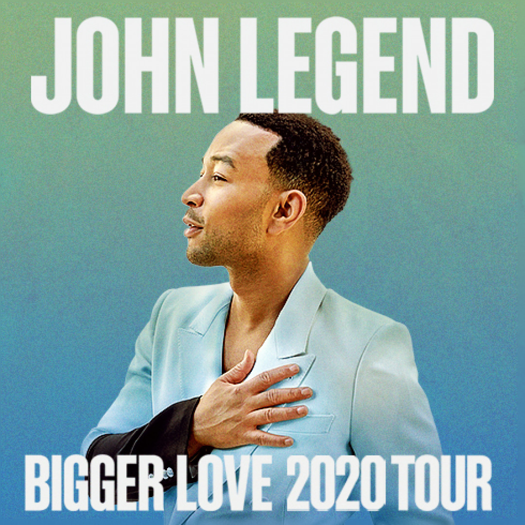 john Legend At BB&T Center Miami