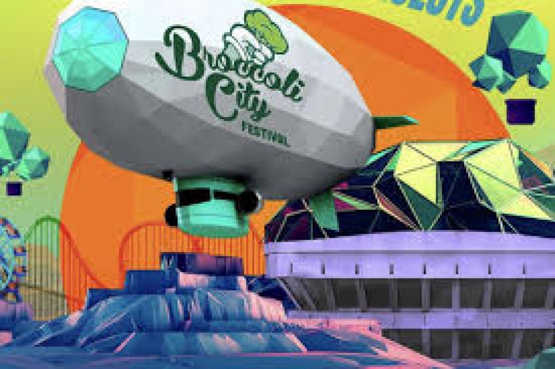 broccoli city festival W/ Da Baby , Roddy Rich , Burna Boy