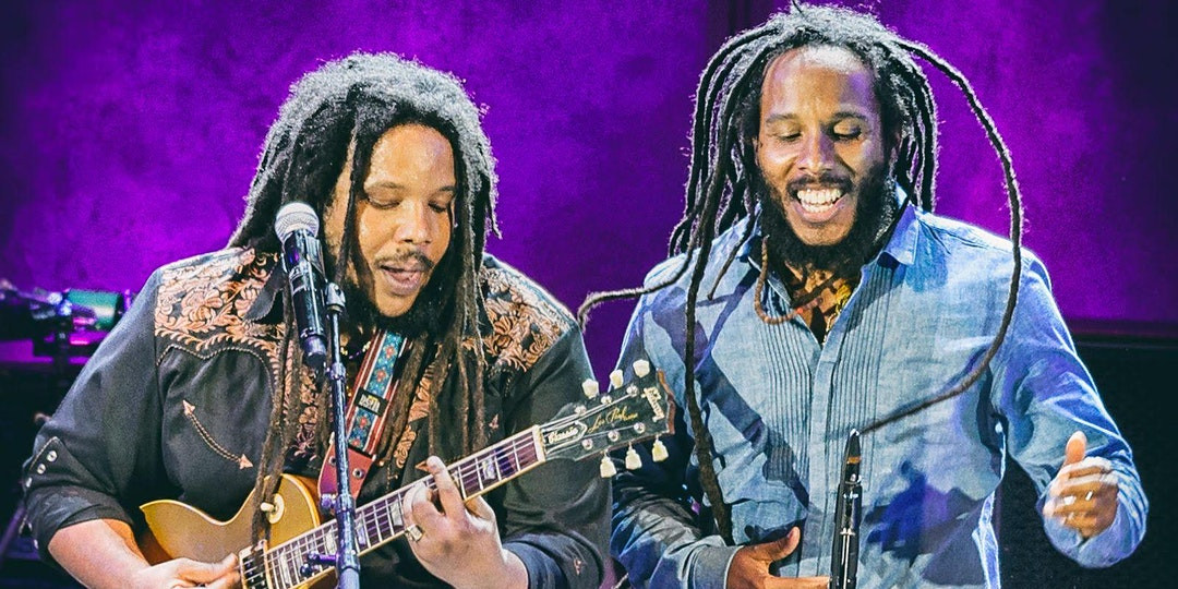 Ziggy Marley & Stephen Marley | Bob Marley Celebration New York Ctiy