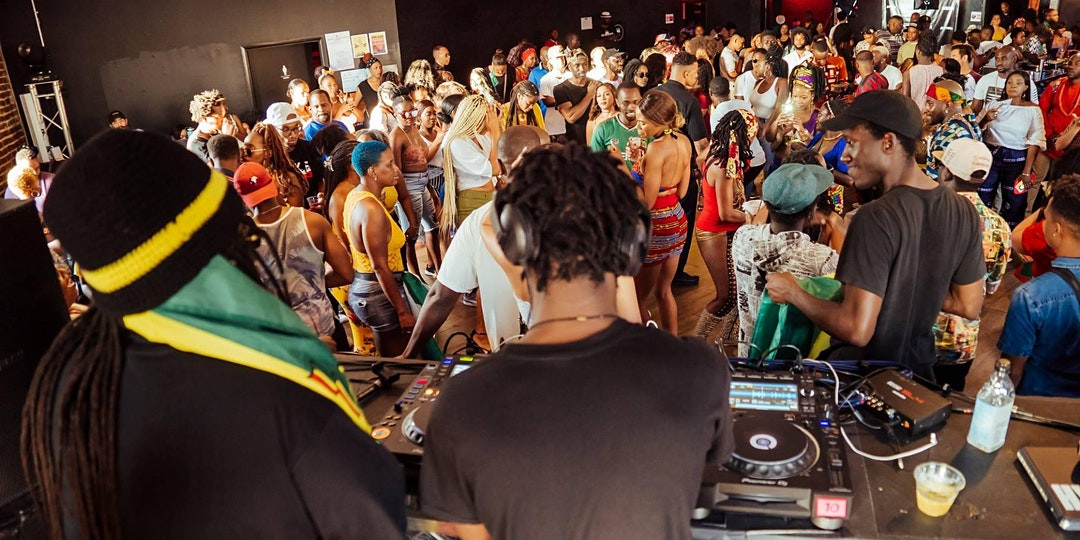 An African Day Event : Jollof N Chill HOUSTON