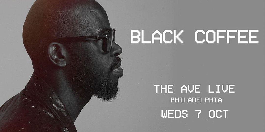 Black Coffee Live in Philadelphia