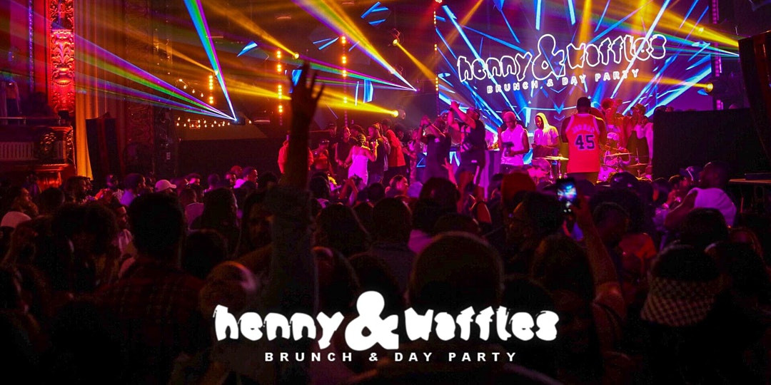 HENNY an WAFFLES LOS ANGELES   BET AWARDS WEEKEND