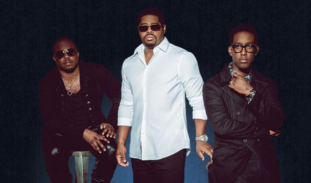 Boyz II Men ,Bell Biv DeVoe , SWV Live in Los Angeles