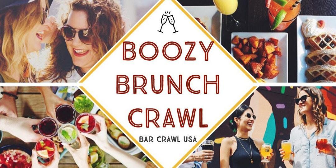 Boozy Brunch Crawl Atlanta Georgia