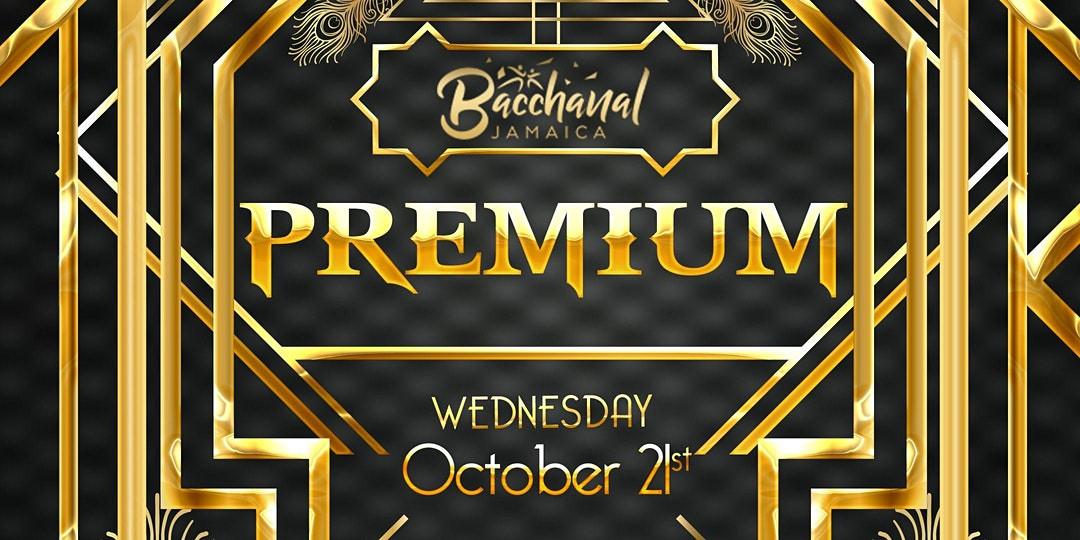 Bacchanal Premium 2020  Jamaica
