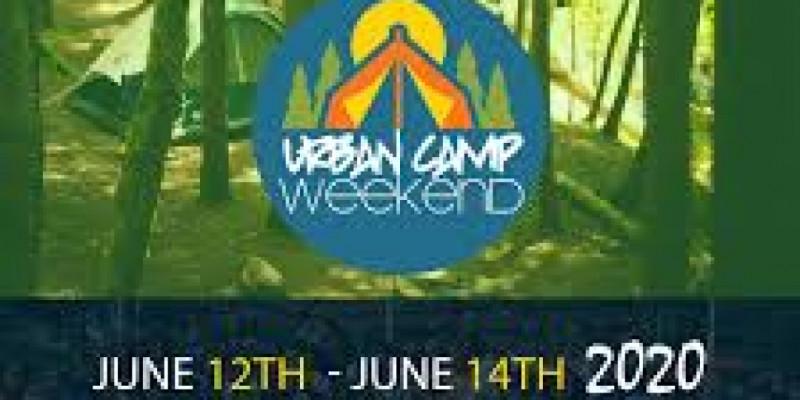 urban camp weekend in Texas