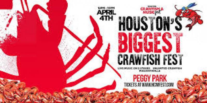 Crawfish and Music Festival Houston