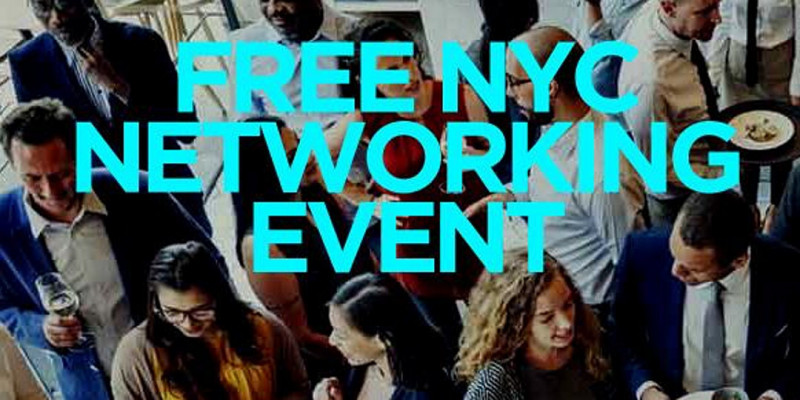 Free Networking Event At Sky room roof Top nyc