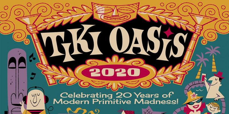 Tiki Oasis San diego 2020