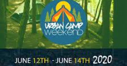 urban camp weekend in Texas
