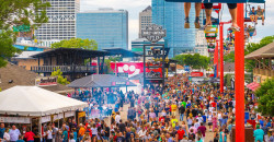 summer fest Featuring justin bieber , luke bryan , sam hunt