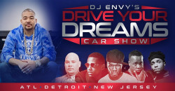 DJ Envy's Drive Your Dreams Car Show Featuring 50 Cent , Yo Gotti ATLANTA