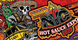8th Annual Hot Sauce Expo NYC
