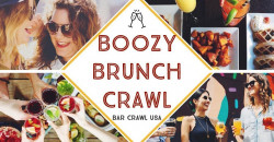 Boozy Brunch Crawl Atlanta Georgia