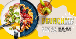 San Diego Magazine's Brunch Bash 2020