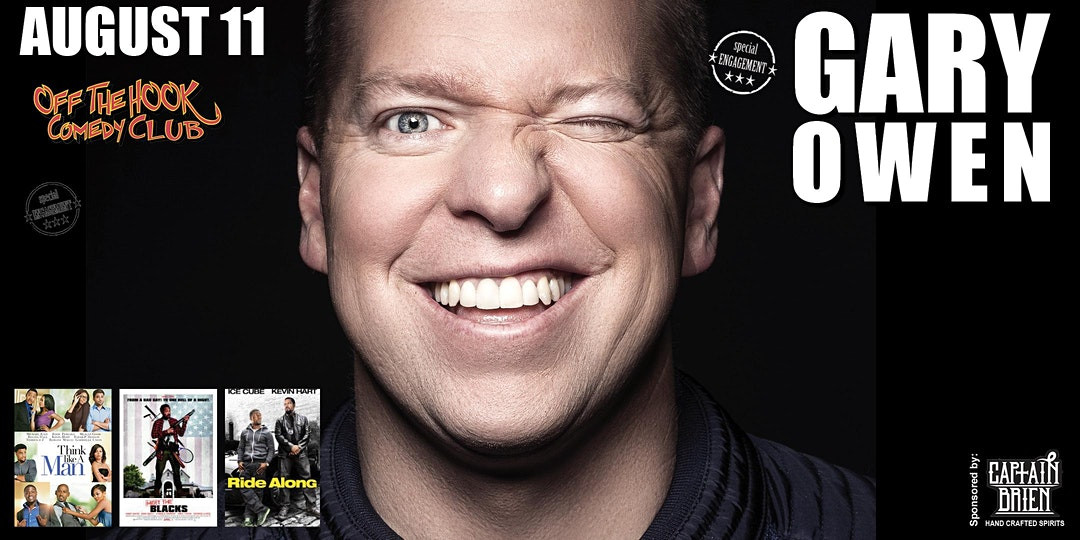 Stand up Comedian Gary Owen Live in Naples, Florida