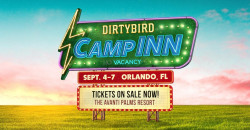 Dirtybird CampINN orlando