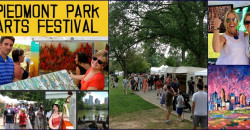 Piedmont Park Arts Festival 2020 Atlanta