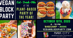 VEGAN BLOCK PARTY MIAMI