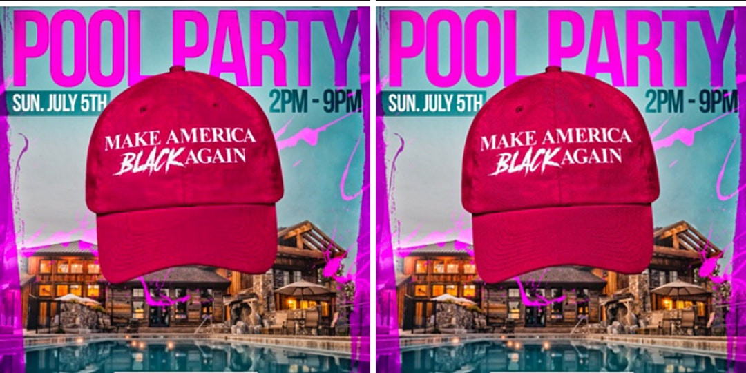 ATLANTAS #1 4TH OF JULY WEEKEND POOL PARTY