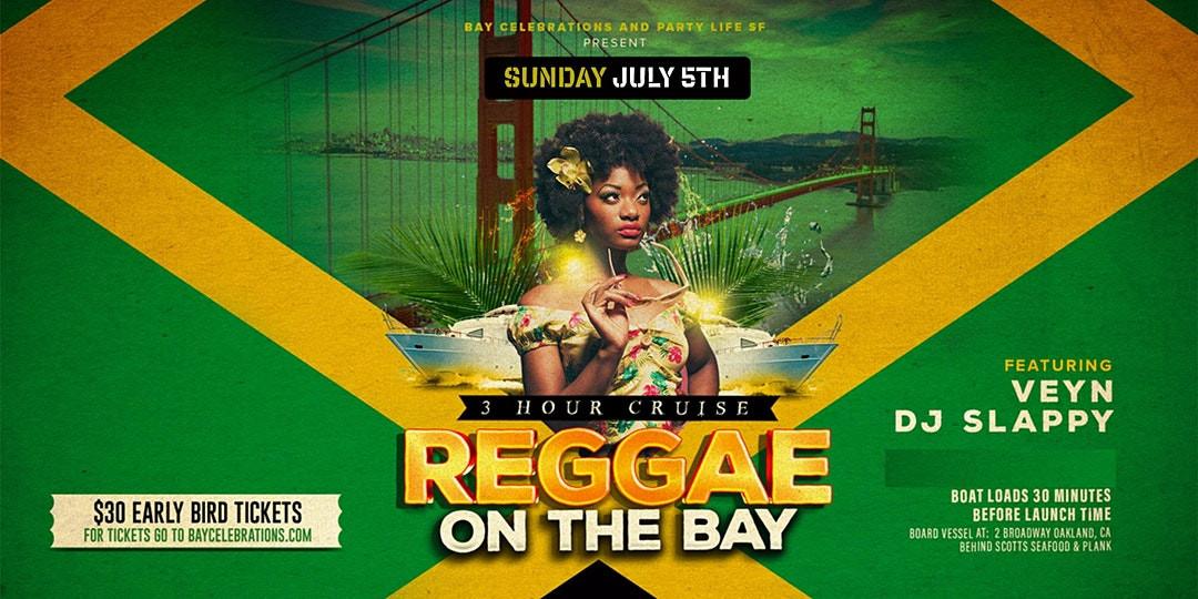 San Fransisco : Reggae On the Bay