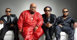 San Fransisco : Goodie Mob: Cee-lo Green, Big Gipp, Khujo & T-Mo